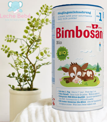 Bimbosan Swiss Organic Infant Milk Formula Stage 1