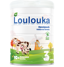 Load image into Gallery viewer, Loulouka Swiss Organic Toddler Milk Formula Stage 3