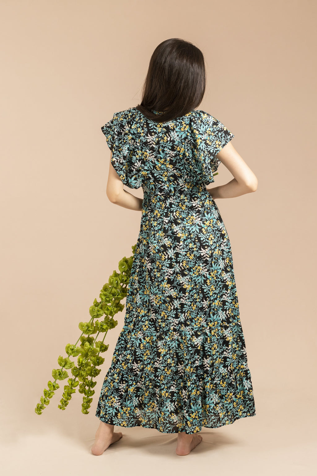 Vestido Lolly Flowers