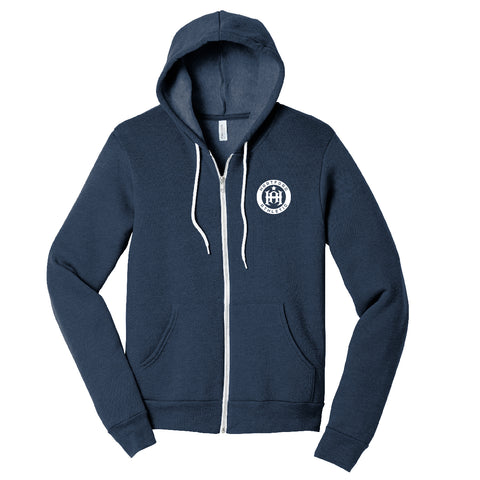 Hartford Athletic Zip Up Hoodie