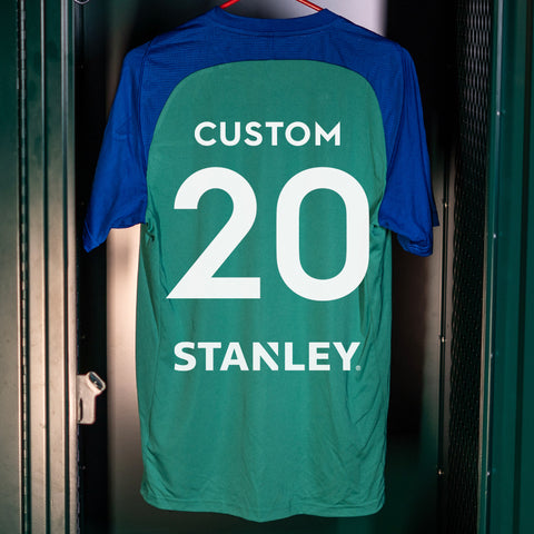 Customized 2020/2021 Youth Adidas Home Authentic Jersey