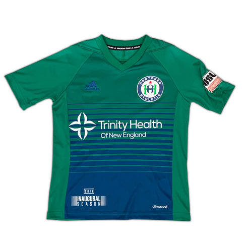 2019 Authentic Youth Home Jersey