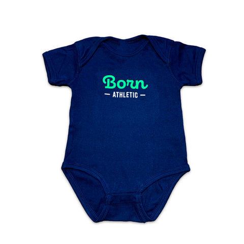 Born Athletic Baby Onesie