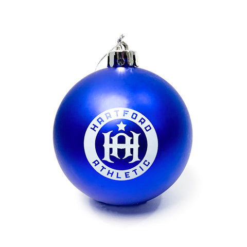 Hartford Athletic Bulb Ornament