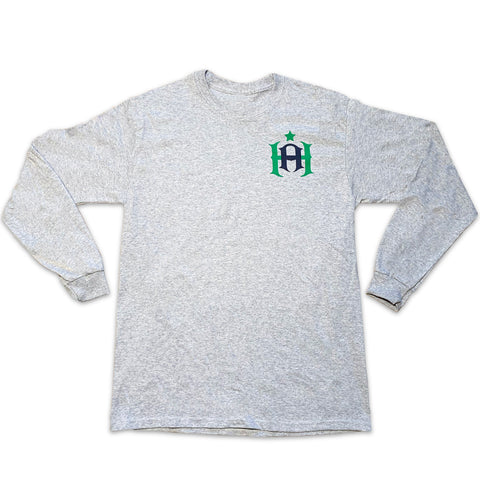 Men's Monogram Long Sleeve Tee