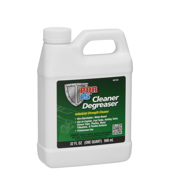 Cleaner Degreaser - Quart
