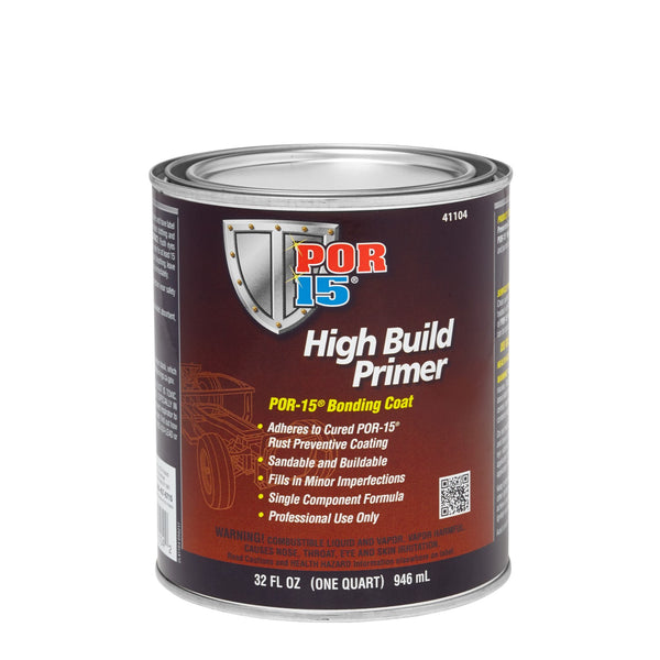 High Build Primer - Quart