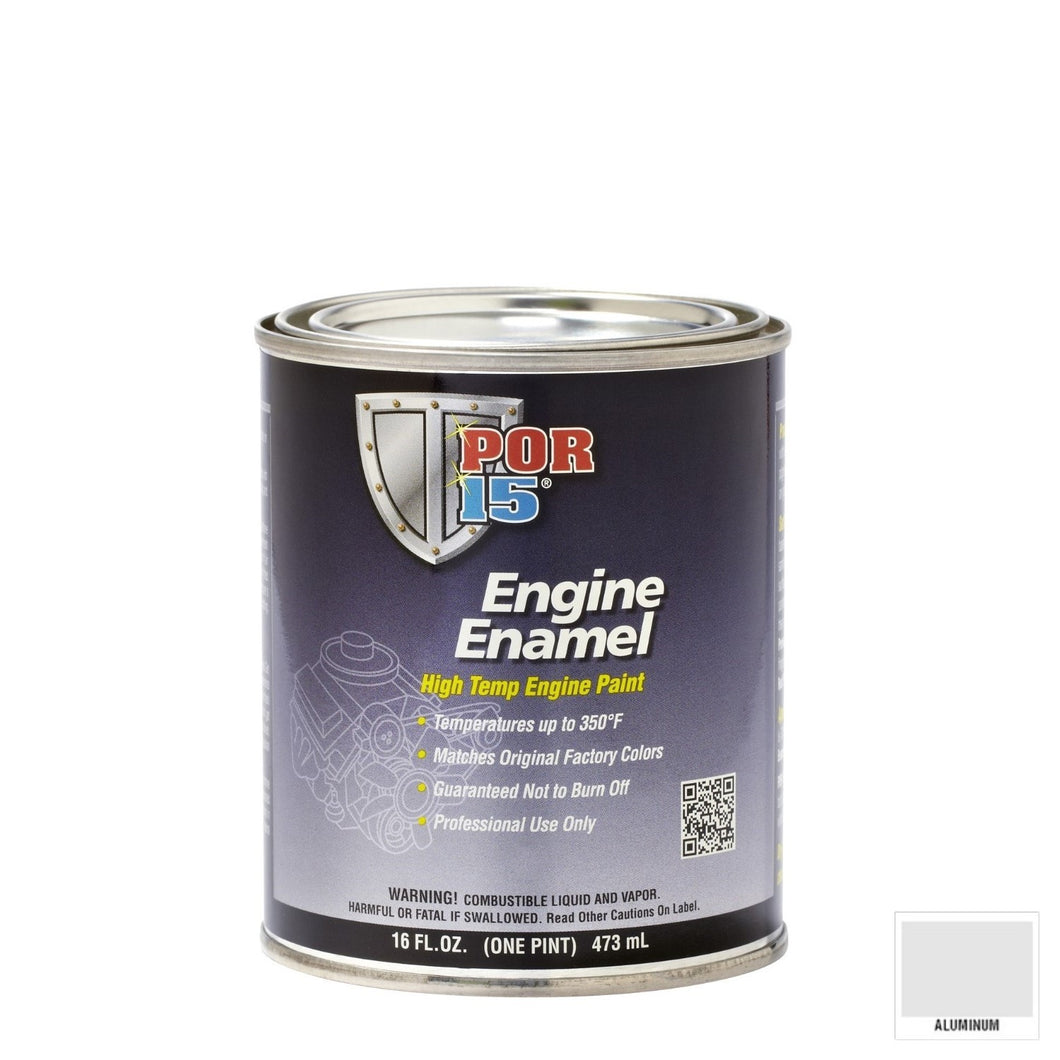 Engine Enamel - Pint | Aluminum