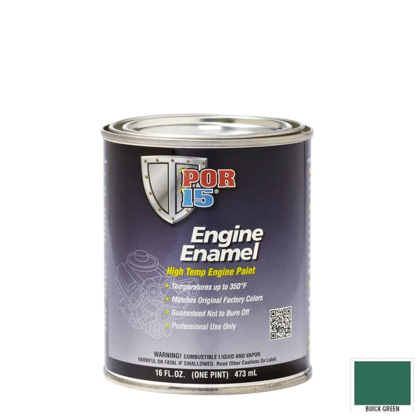 Engine Enamel - Pint | Buick Green