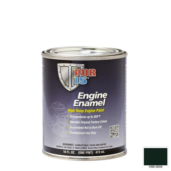 Engine Enamel - Pint | Ford Green