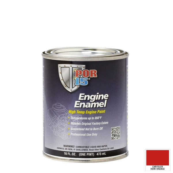 Engine Enamel - Pint | Chrysler Hemi Orange