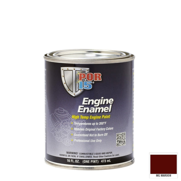Engine Enamel - Pint | MG Maroon