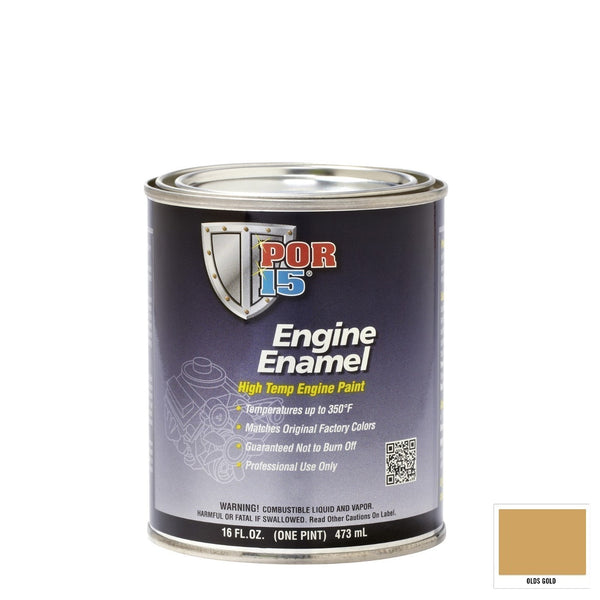 Engine Enamel - Pint | Olds Gold