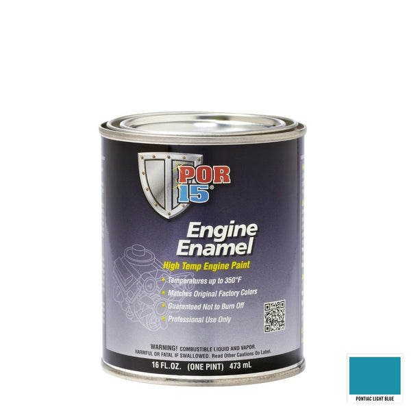 Engine Enamel - Pint | Pontiac Light Blue