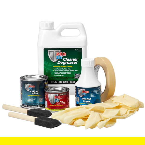 Caliper Painting Kit - Yellow