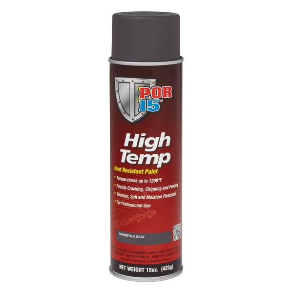 High Temp - Manifold Gray | Aerosol
