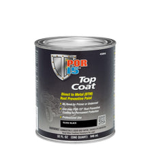 Load image into Gallery viewer, Top Coat | Gloss Black - Quart