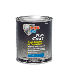 Load image into Gallery viewer, Top Coat | Safety Blue - Quart