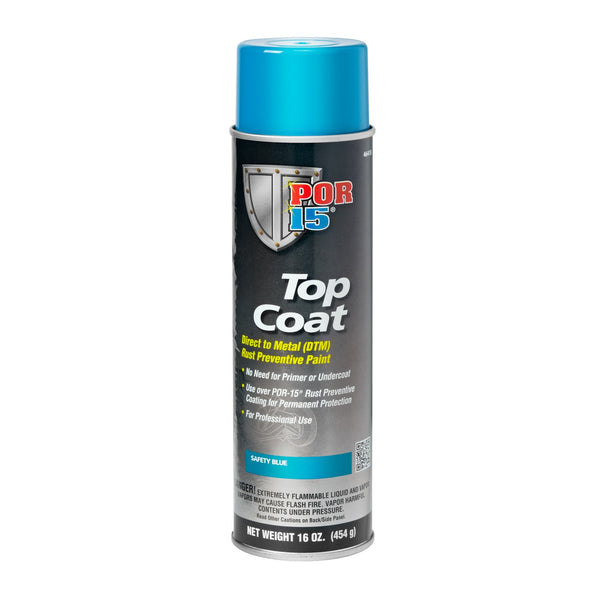 Top Coat | Safety Blue - Aerosol