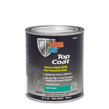 Load image into Gallery viewer, Top Coat | Safety Green - Quart