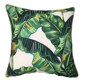 Banana Leaf Outdoor Cushion Cover 45 x 45cm