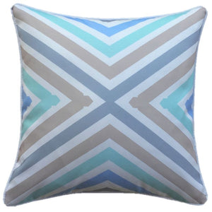 Cross Outdoor Cushion Cover 45 x 45cm