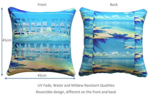 Endless Summer Outdoor Cushion Cover 45 x 45cm
