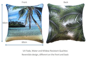 Island Outdoor Cushion Cover 60 x 60cm