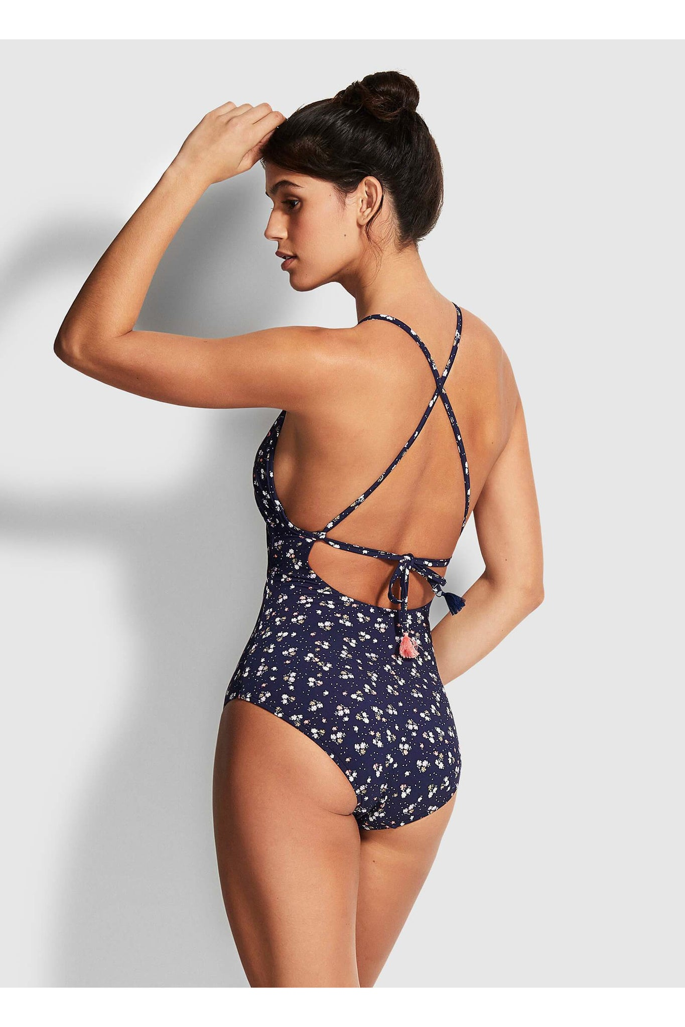 Seafolly Remix Wrap One-Piece