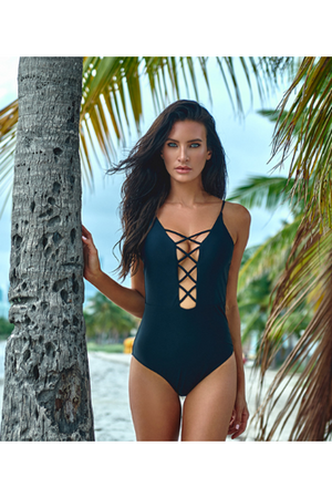 H2OH-Costa One Piece-Olive