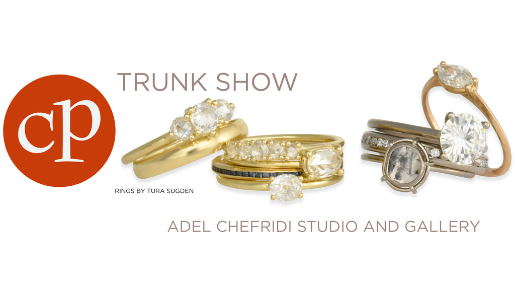 Bridal Trunk Show at the Adel Chefridi Studio and Gallery