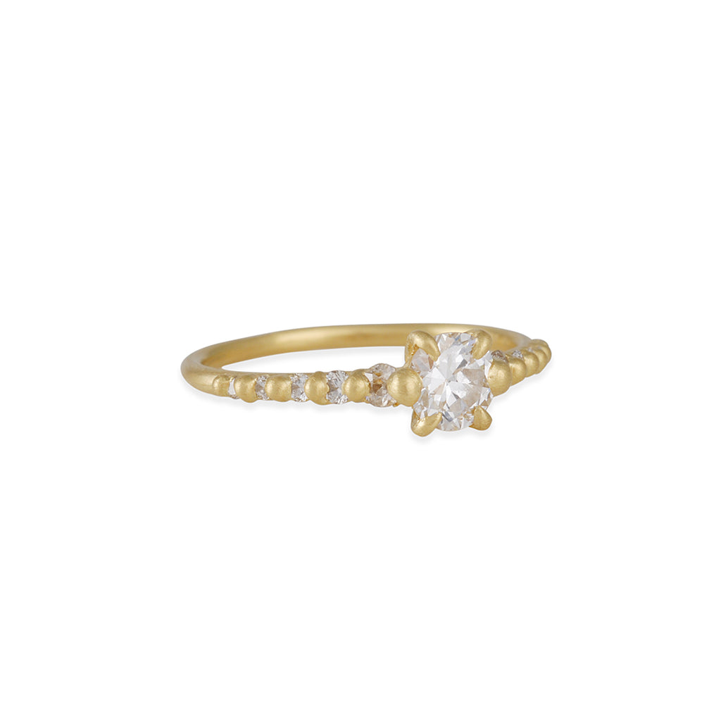 Polly Wales - Amelia Diamond Ring