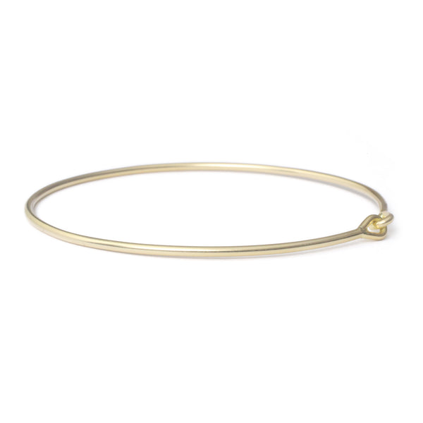 Tura Sugden - Needle Eye Bangle