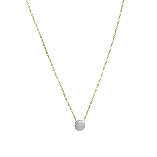 Philippa Roberts - Tiny Circle Necklace