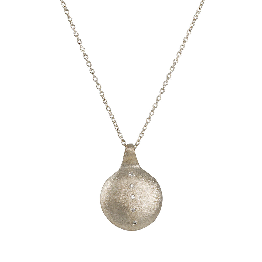 Shaesby - Small Coin Necklace