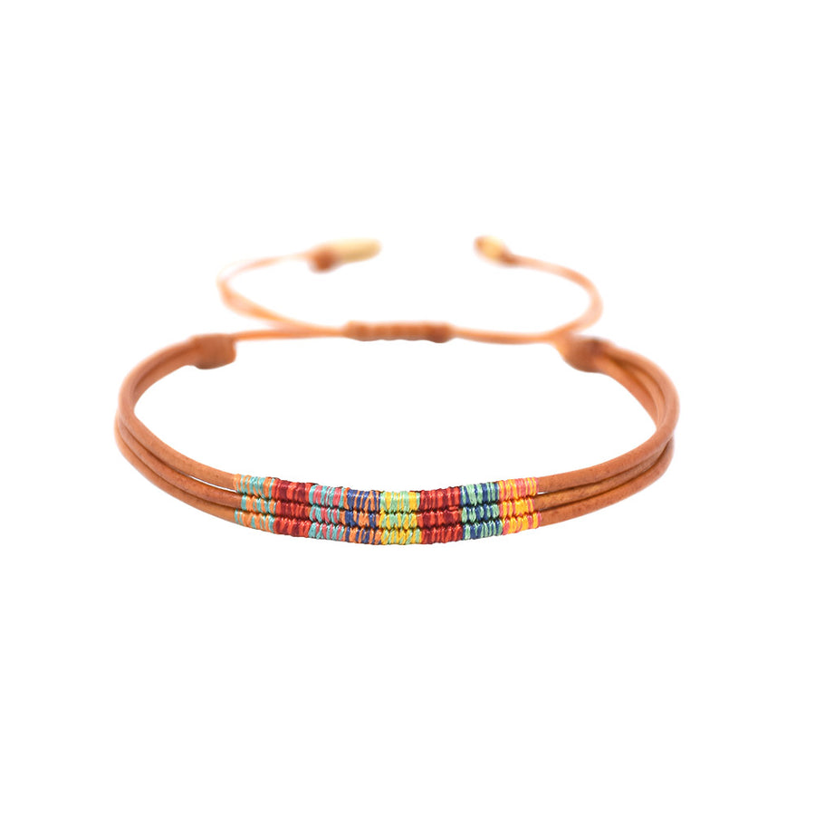 Mishky - Afrika 3.0 Bracelet With Mixed Color Palate