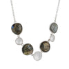 Sarah Richardson - Labradorite Stepping Stone Necklace