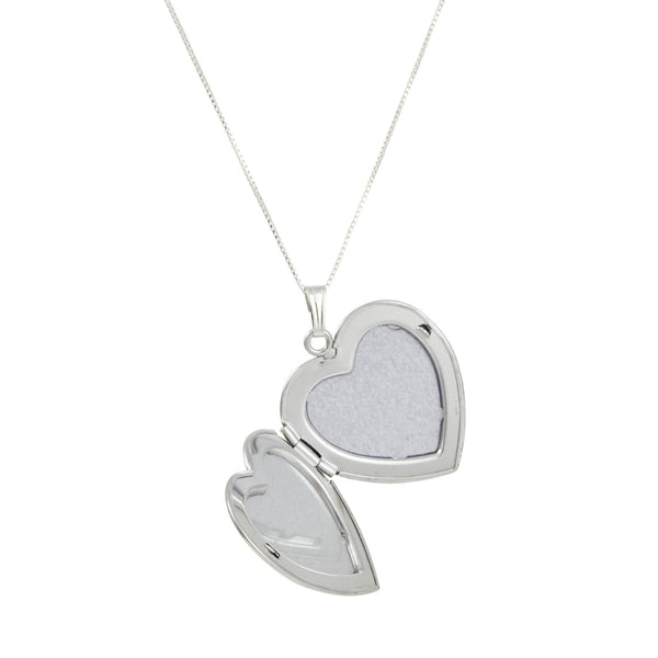 CP Collection - Heat Locket with Diamond