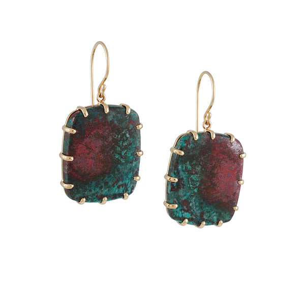 Jamie Joseph - Culprite Drop Earrings