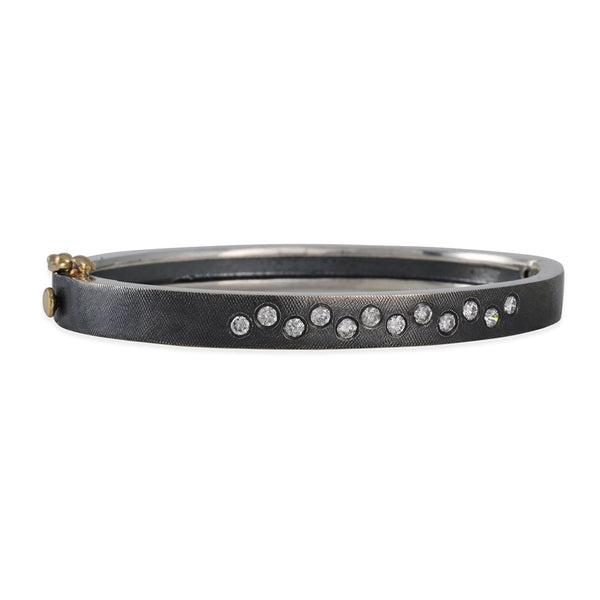 Rene Escobar - Twelve Diamond Sprinkle Bangle