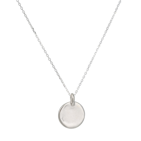 Amanda Hunt - Georgia Disc Necklace