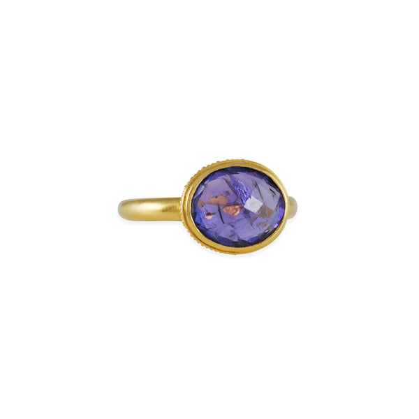 Steven Battelle - Tanzanite Ring
