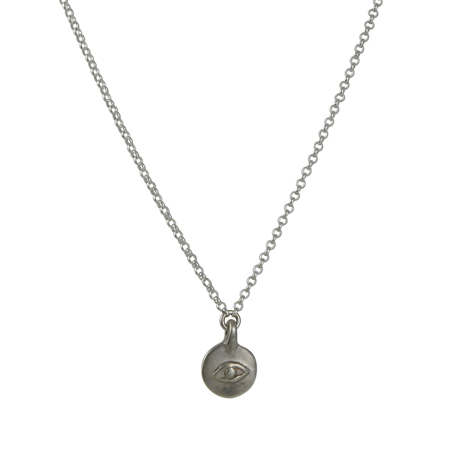 Marisa Mason - Virginia Eye Pendant Necklace