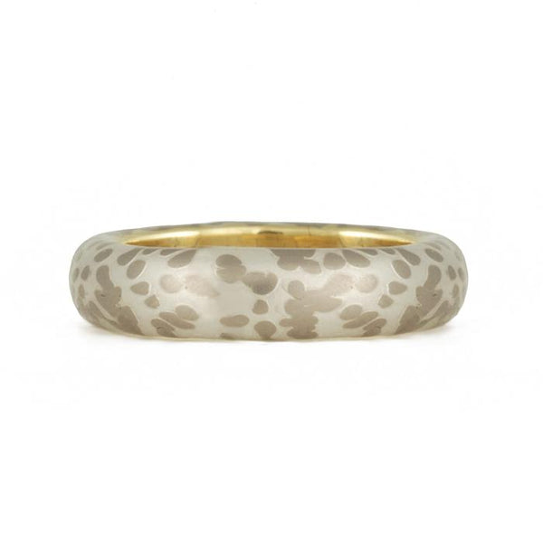 George Sawyer - Koi Rounded Band