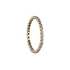 Marian Maurer - Tiny Porch Eternity Band in 18K White Gold