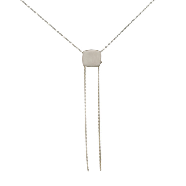 Philippa Roberts - Flat Square Necklace
