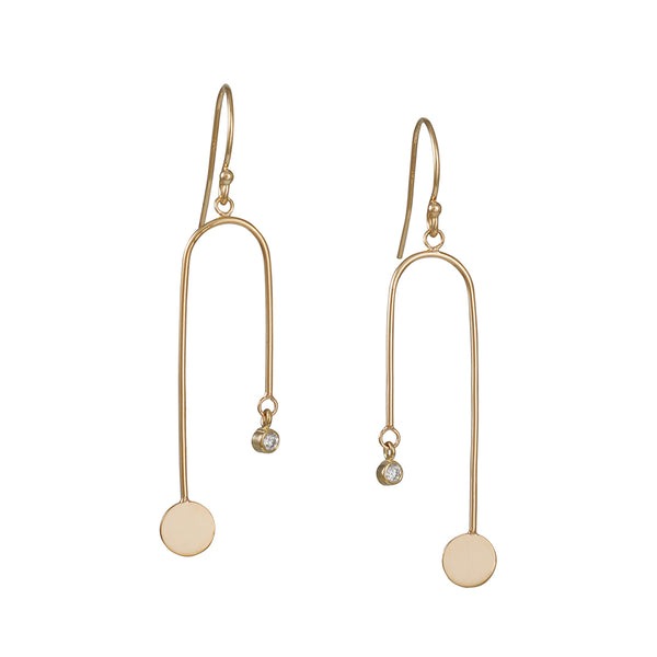 Zoe Chicco - Medium Mobile Earrings