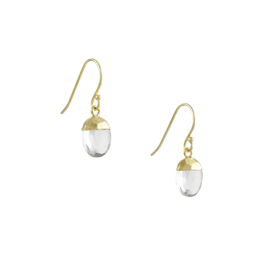 A. V. Max - Crystal Bud Drop Earring
