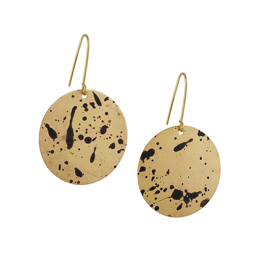 Sibilia - Small Nature Earrings in Spot
