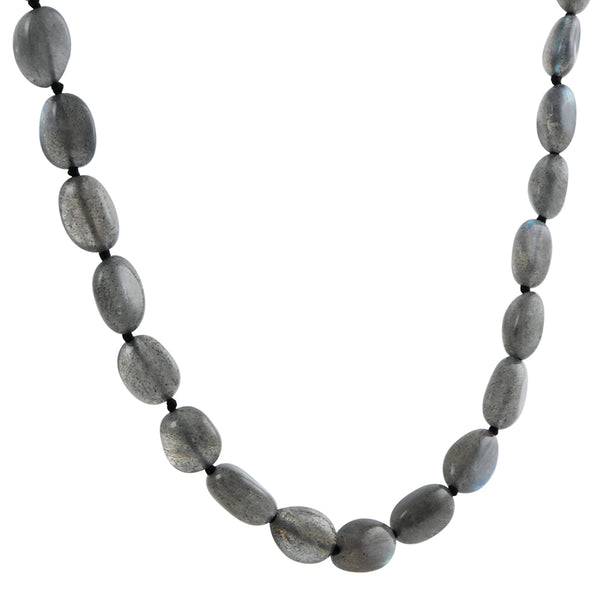 Hill House - Labradorite Nugget Necklace